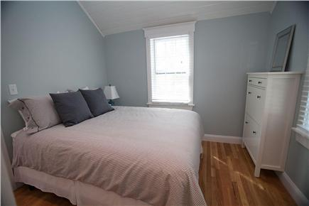 West Yarmouth Cape Cod vacation rental - Master bedroom w/ half bath (not shown), also w/ queen bed!