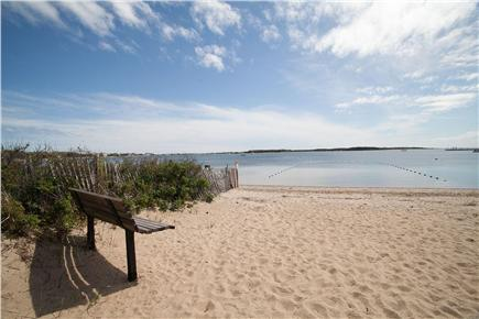 West Yarmouth Cape Cod vacation rental - Englewood Shores Association Beach a stroll around the corner!