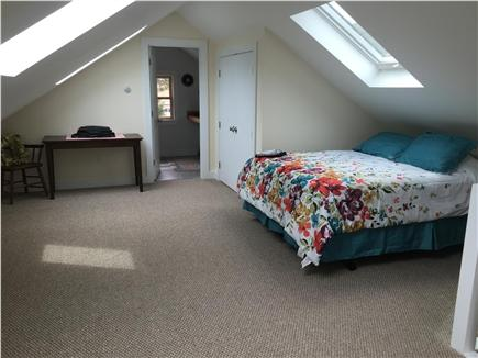 Harwich Cape Cod vacation rental - Master bedroom on the 2nd floor offers spaciousness and privacy