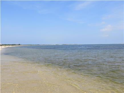 New Seabury, Popponesset New Seabury vacation rental - Beautiful private Popponesset Beach is under 2 blocks away