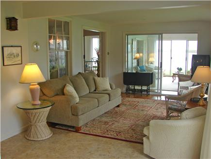 Yarmouth, On Bass River Cape Cod vacation rental - Family Room