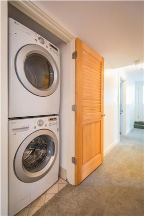 Scituate MA vacation rental - Washer / Dryer #1