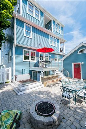 Scituate MA vacation rental - Yard