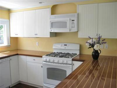 Chatham Cape Cod vacation rental - Nautical theme kitchen fully equipped!
