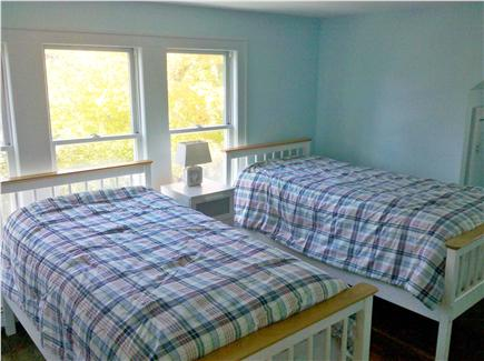 Chatham Cape Cod vacation rental - 3rd Bedroom Upstairs (4th Bedroom upstairs not shown)
