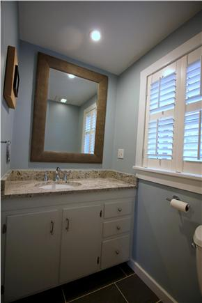Chatham Cape Cod vacation rental - Updated bathrooms with Granite countertops and new flooring