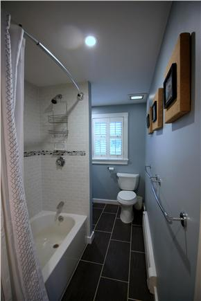 Chatham Cape Cod vacation rental - New bathrooms with full tub