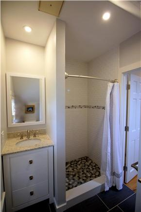 Chatham Cape Cod vacation rental - New bathroom with oversized shower