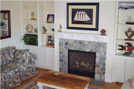 Scituate MA vacation rental - Living Room