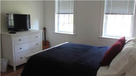 Woods Hole Woods Hole vacation rental - Downstairs bedroom with brand new full bed and 32 inch HDTV