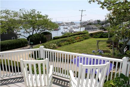 Harwich Port Cape Cod vacation rental - Balcony Deck off Main guestroom with queen