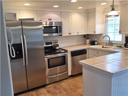 Yarmouth Cape Cod vacation rental - Lovely Kitchen with a Peninsula