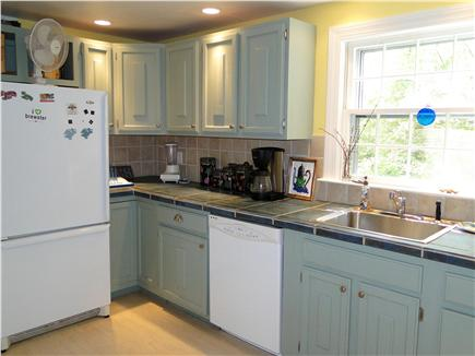 Brewster Cape Cod vacation rental - Plenty of cupboard space and a big fridge.