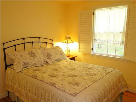 Brewster Cape Cod vacation rental - Double bed in a cosy room with a big closet and dresser.