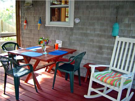 South Dennis Cape Cod vacation rental - Relax after a day spent golfing or at the beach.