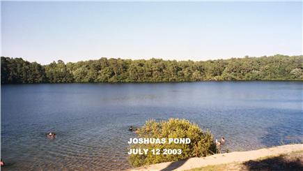 Osterville Osterville vacation rental - Joshua's Pond about 5 min walk from home
