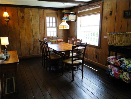 Orleans Cape Cod vacation rental - Game room - or extra dining area