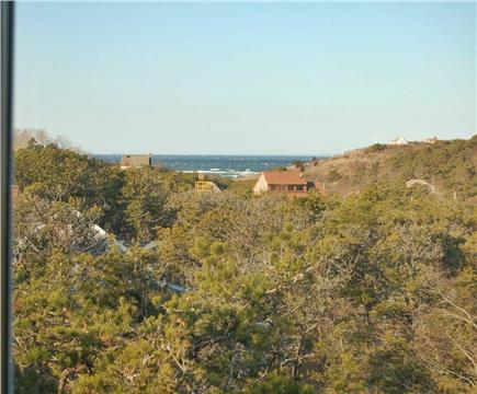 Truro Cape Cod vacation rental - 2nd Floor water views - Great Hollow Beach