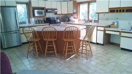 N. Truro Cape Cod vacation rental - Spacious, sun-filled, fully-equipped kitchen