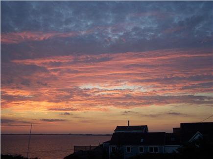 North Truro Cape Cod vacation rental - Sunset in Truro