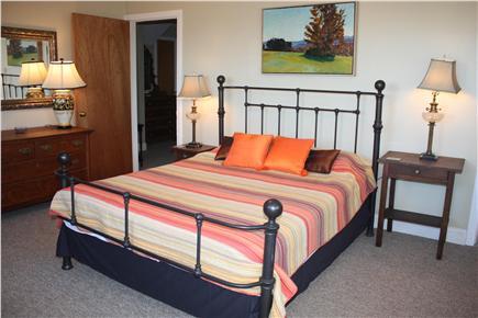 North Truro Cape Cod vacation rental - Second master bedroom, queen bed