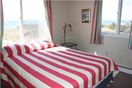 North Truro Cape Cod vacation rental - Bedroom on west end of house