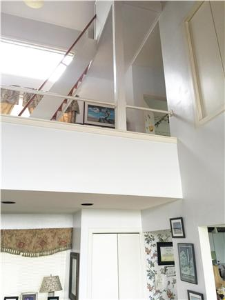 Dennis Cape Cod vacation rental - Stairs to bedrooms and lofts