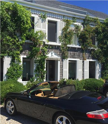 Dennis Cape Cod vacation rental - Front entrance