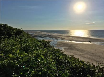 Dennis Cape Cod vacation rental - Sunset view over the Bay