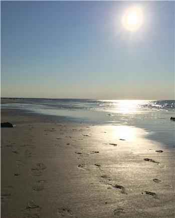Dennis Cape Cod vacation rental - Private beach