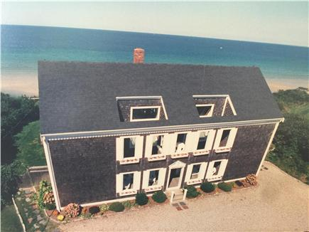 Dennis Cape Cod vacation rental - Elevated view from the front