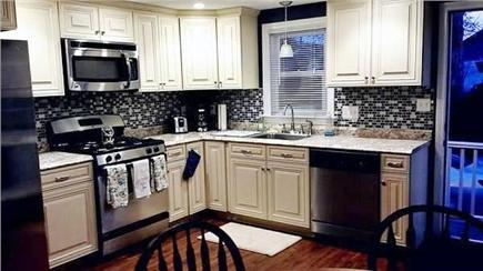 South Yarmouth Cape Cod vacation rental - Brand new kitchen in 2015