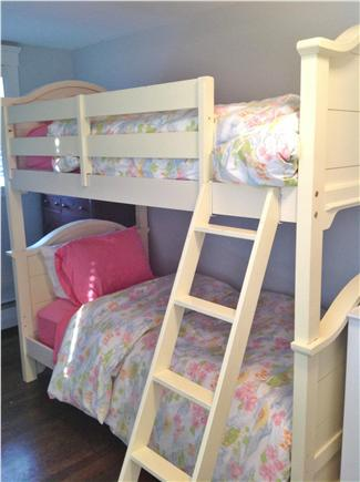 Falmouth Cape Cod vacation rental - Twin Bunk Beds