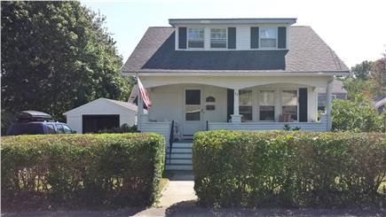 Falmouth Cape Cod vacation rental - Front View