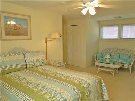 Mashpee, Popponesset Cape Cod vacation rental - Upstairs bedroom with queen bed, sitting area