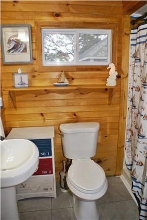 Dennisport Cape Cod vacation rental - First floor full bath