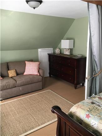 Dennisport Cape Cod vacation rental - Sleeper sofa in 2nd floor Queen suite