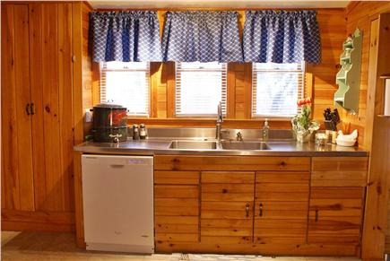 Dennisport Cape Cod vacation rental - Updated kitchen with the discerning cook in mind