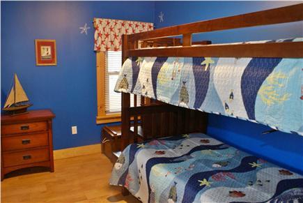 Dennisport Cape Cod vacation rental - Bunk room on first floor