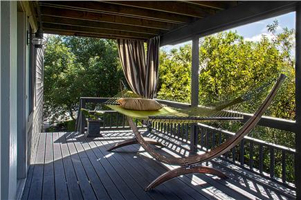 Provincetown Cape Cod vacation rental - A wonderful spot to spend a lazy afternoon.