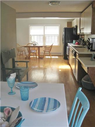 Brewster Cape Cod vacation rental - Kitchen with 2 dining tables