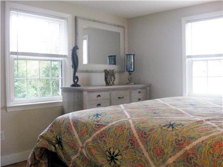 Brewster Cape Cod vacation rental - Master bedroom - King Bed w/ ceiling fan