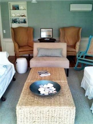 Orleans Cape Cod vacation rental - View of living room - plenty of seating