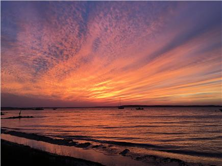 Bourne, Pocasset Cape Cod vacation rental - Can you even believe this is real?! Just out your back door...
