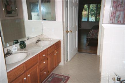 Harwich Cape Cod vacation rental - Master bath