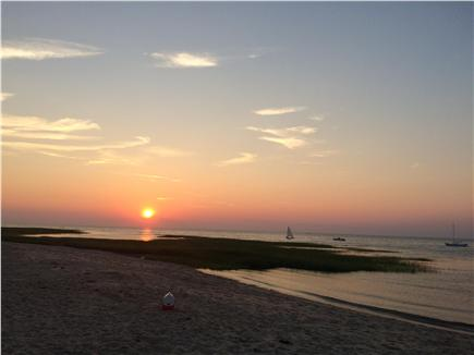 Brewster Cape Cod vacation rental - Moon Rising on Cape Cod Bay (Brewster)