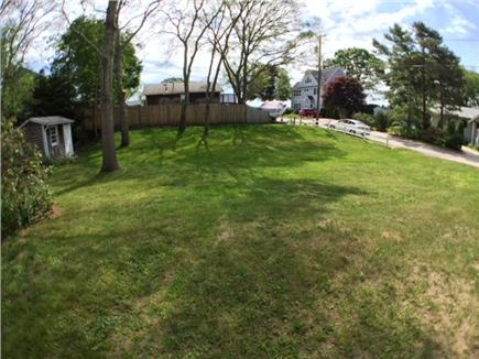 Falmouth Cape Cod vacation rental - Large Yard