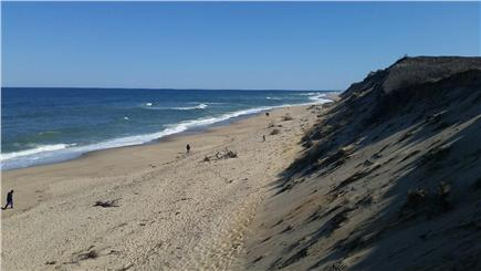 Eastham Cape Cod vacation rental - Marconi rocks!  (2 miles by car or bike trail.)