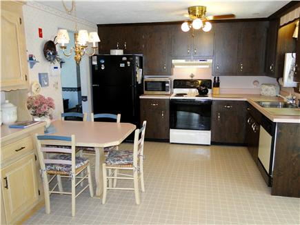 Dennisport Cape Cod vacation rental - Spacious Kitchen fully equipped with everything you need