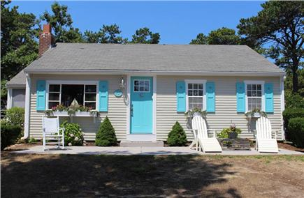 Dennis Port Cape Cod vacation rental - Front of house